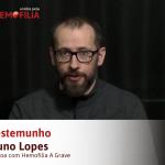 Nuno Lopes - Pessoa com Hemofilia A Grave