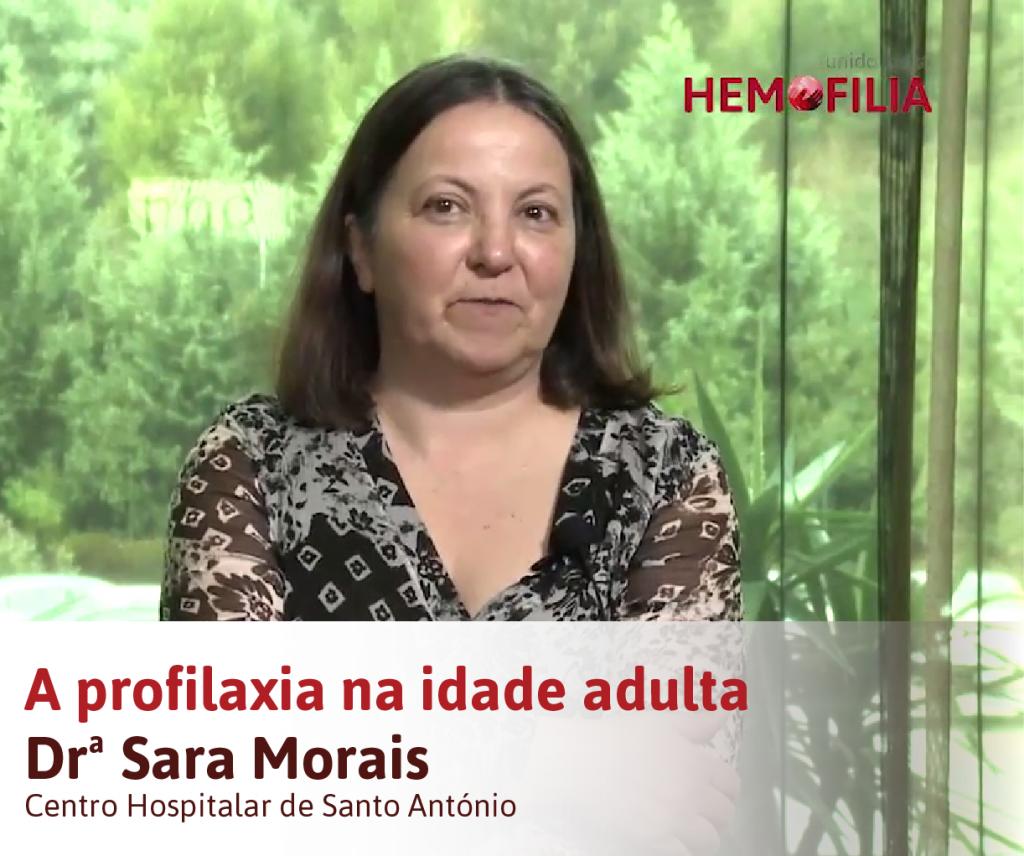 Dra. Sara Morais