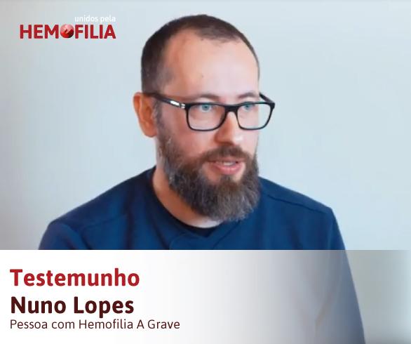 Como conseguiu chegar a Hemorragias Zero? – Testemunho Nuno Lopes
