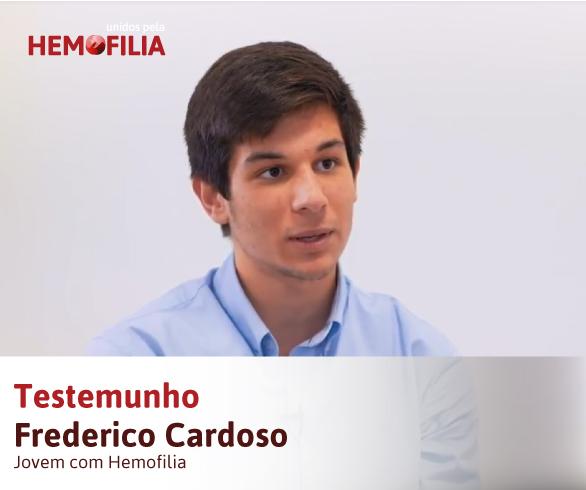 Importância da profilaxia personalizada – Testemunho Frederico Cardoso