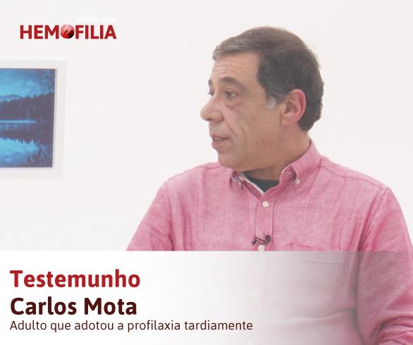 Testemunho Carlos Mota – Hemorragias Zero