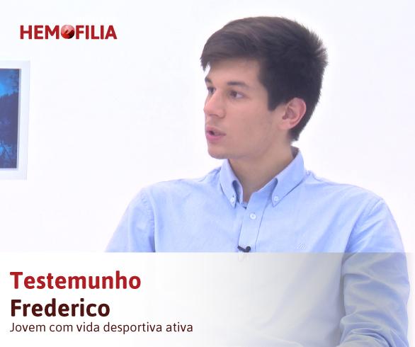 Testemunho Frederico – Hemorragias Zero